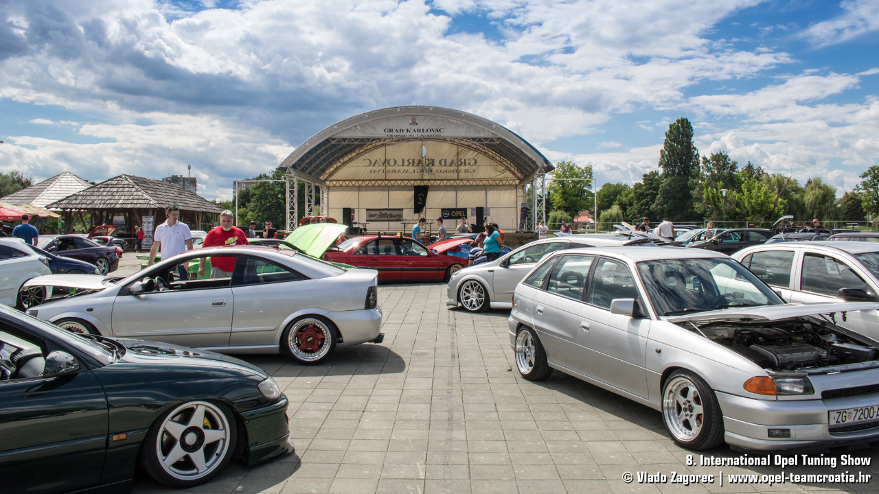 8. Int. Opel Tuing Show  22-24.06.2018