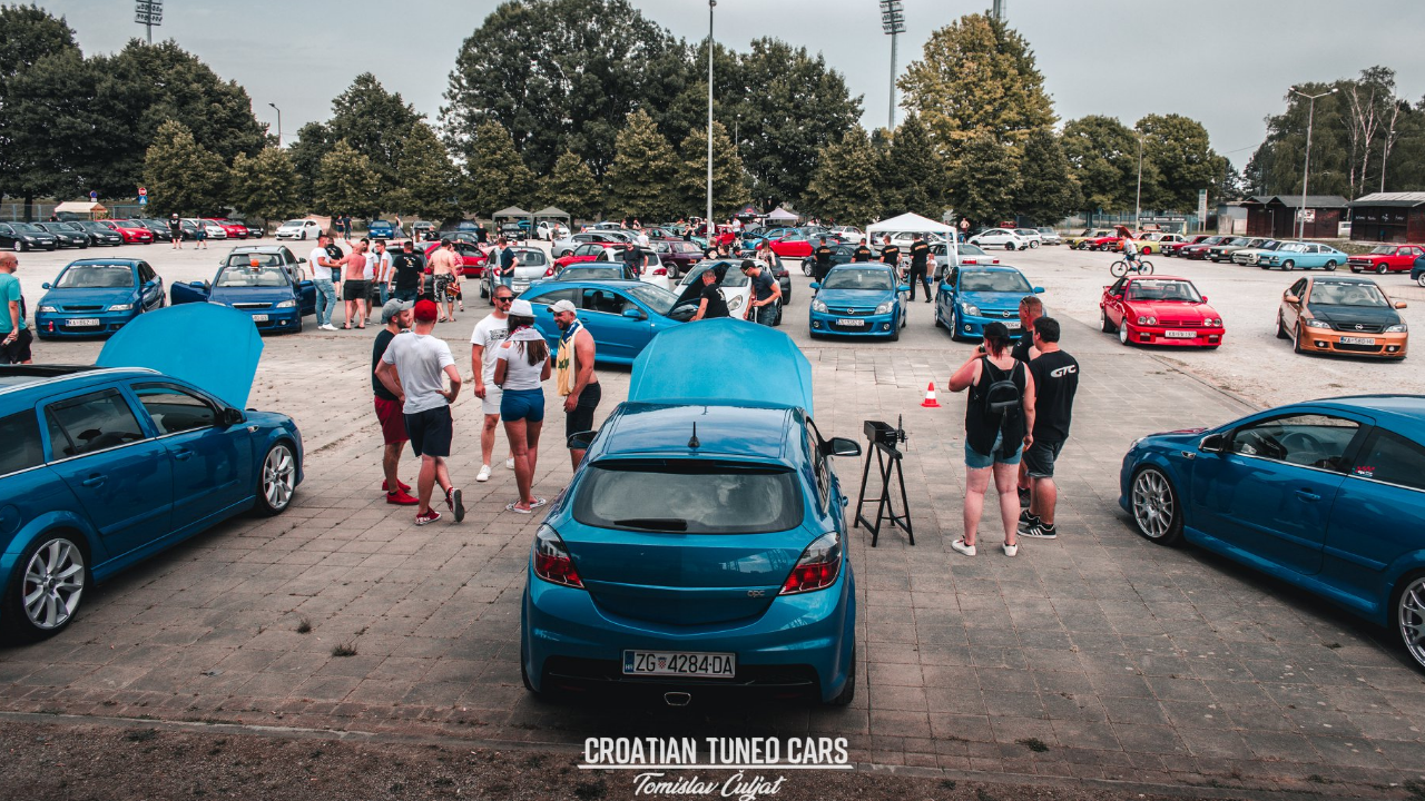 9. Int. Opel Tuning Show  14-16.06.2019