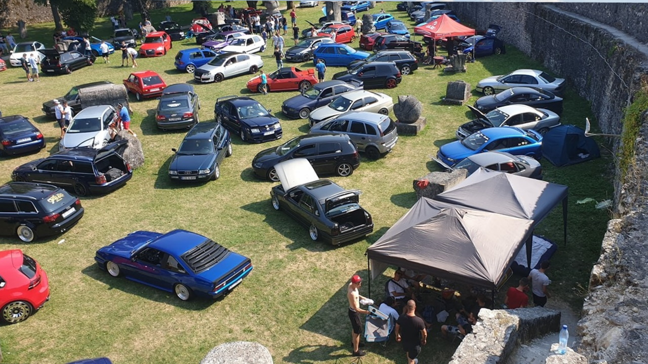 Royal Clan Fest Tuning Day